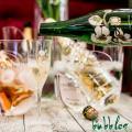 Szablowanie szampana w warszawskim Bubbles!